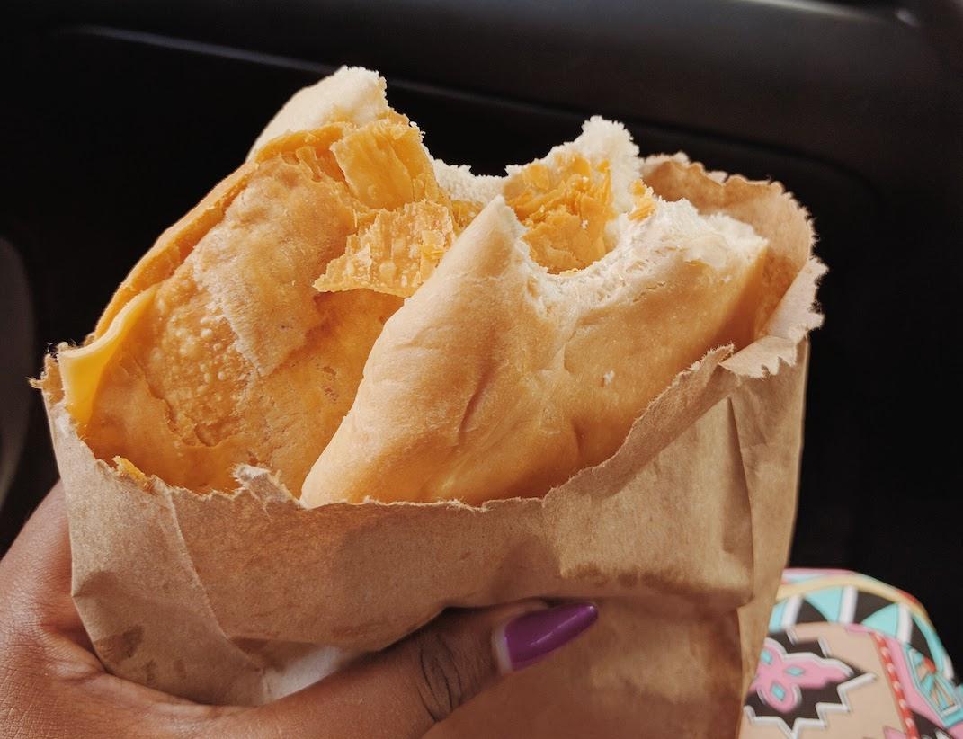 Patty and Coco Bread