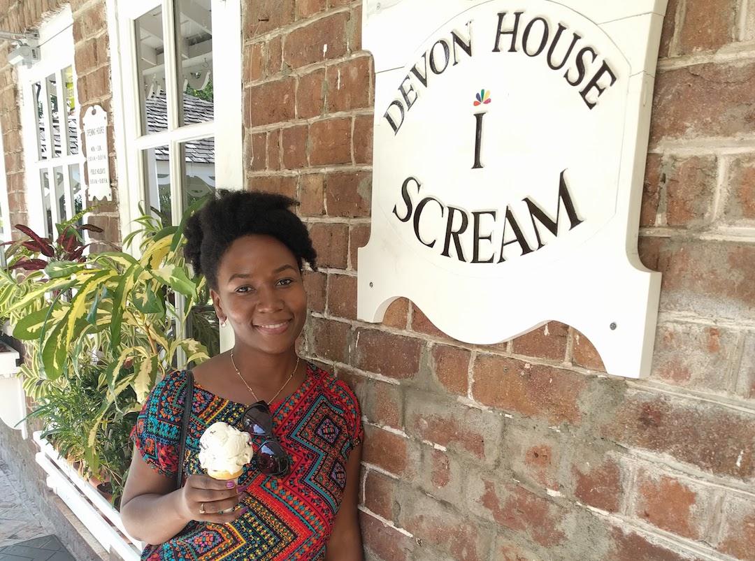 Jamaica Devon House