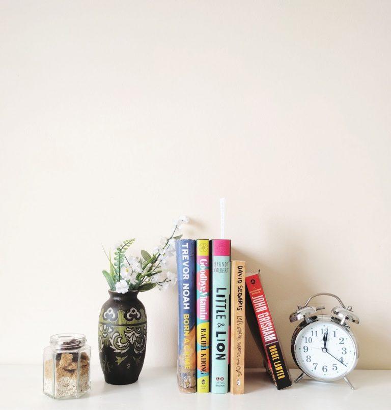 Book Insider: 5 Recent Reads