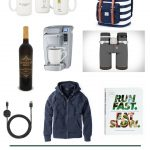 Holiday Gift Guide for the Man who has Everything
