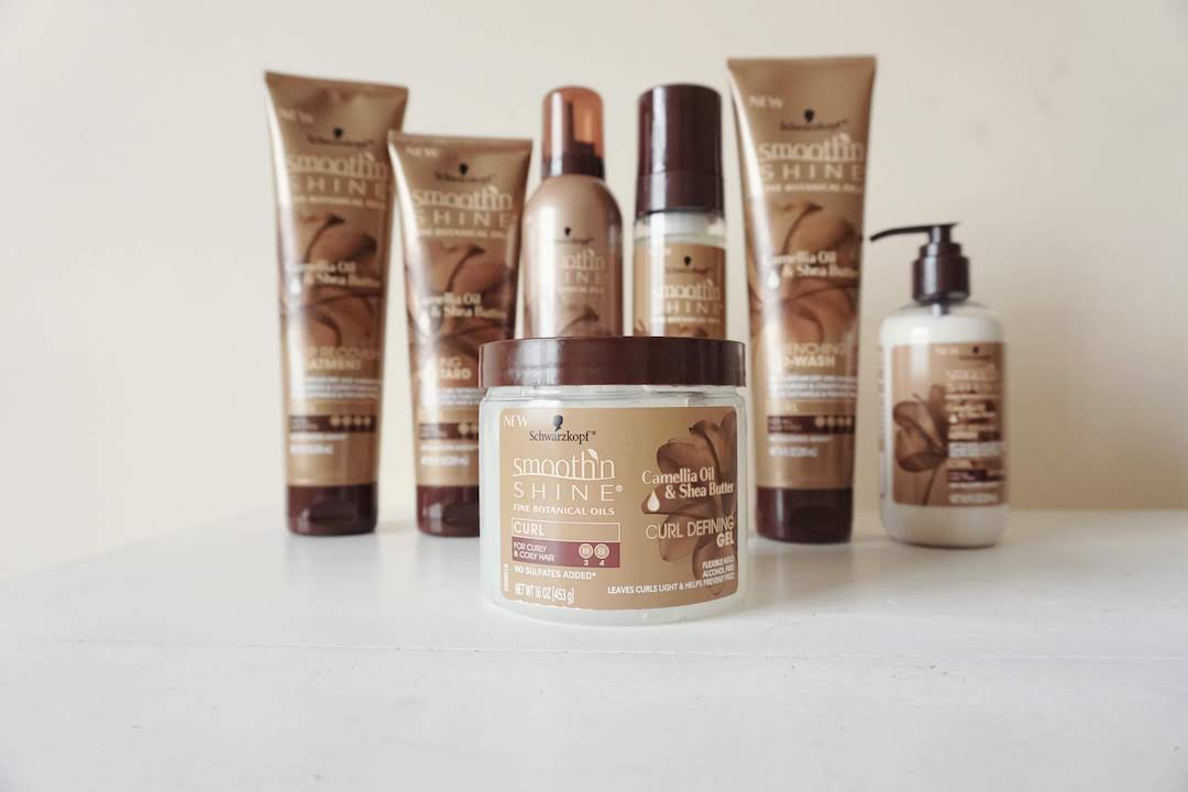 Top Picks For Curly Hair with Smooth n Shine