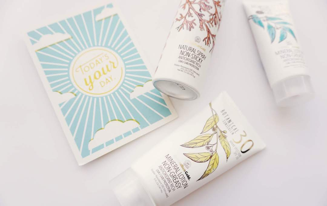 Sunscreen First Impression: Australian Gold