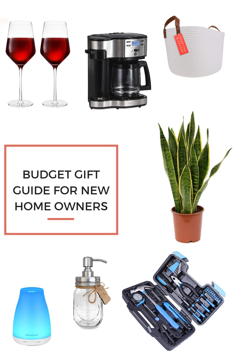 gift guide for new home owner