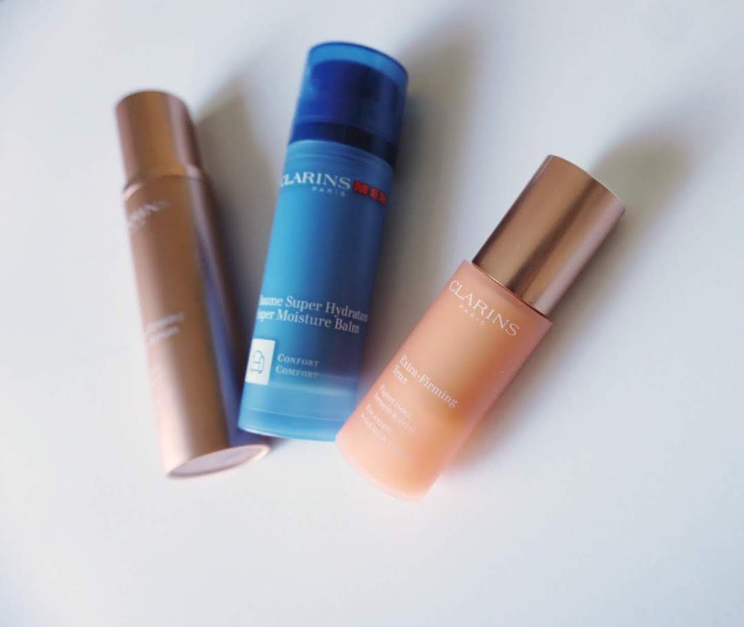Be in Your Best Skin for Valentine's with Clarins
