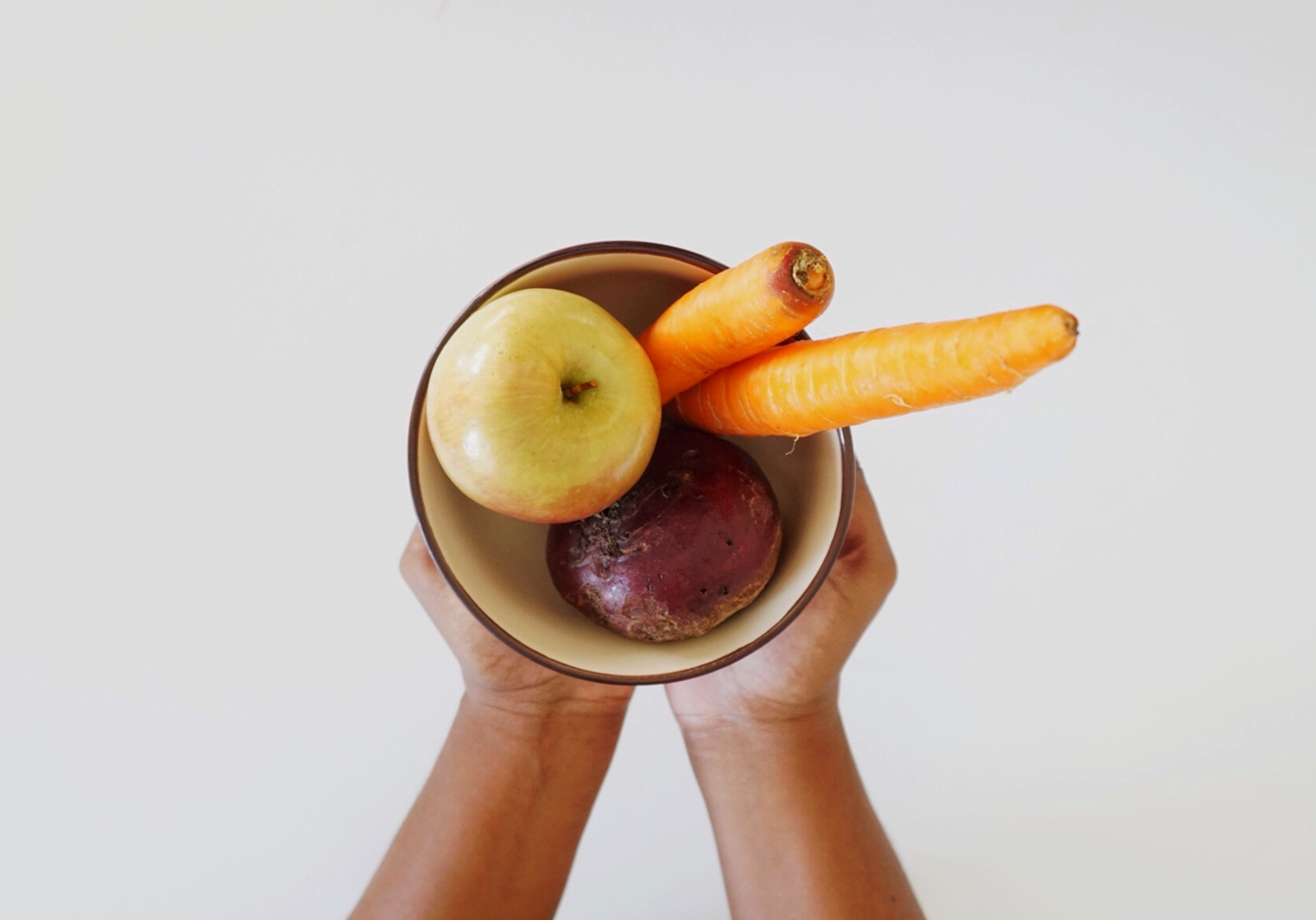 Apple Beetroot and Carrot ~ The Juice of all Juices